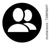ui glyph circle group