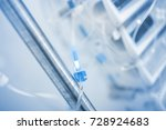 hospital devices in the... | Shutterstock . vector #728924683