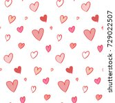 Lovely Seamless Pattern With...