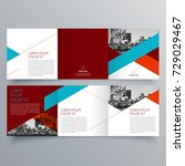 brochure design  brochure... | Shutterstock .eps vector #729029467