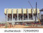 Small photo of Air Cooled Condenser, ACC, construction