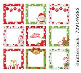 Christmas Border Frame Picture...