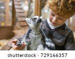 Ringtailed Lemur Boy Kid Lemur - Fine Art prints