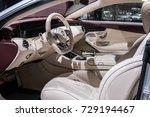frankfurt  germany  september... | Shutterstock . vector #729194467