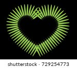 chili icon | Shutterstock .eps vector #729254773