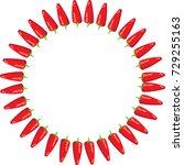 chili icon vector | Shutterstock .eps vector #729255163