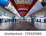 bangkok  thailand   aug 5  ... | Shutterstock . vector #729325483