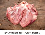 asf. african swine fever. in... | Shutterstock . vector #729450853
