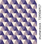 abstract colorful triangle... | Shutterstock . vector #729506917