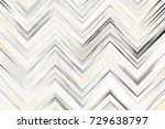 colorful zigzag striped pattern ... | Shutterstock . vector #729638797
