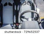 buggy wheels offroad car in... | Shutterstock . vector #729652537