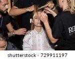 milan  italy   september 24 ... | Shutterstock . vector #729911197