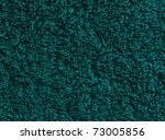 Fresh Blue Towel Texture ...
