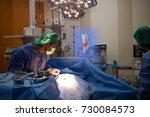 smart medical technology... | Shutterstock . vector #730084573