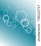 vector abstraction  concept ... | Shutterstock .eps vector #730222717