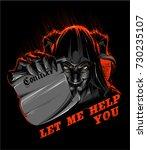 devil | Shutterstock .eps vector #730235107