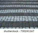 crosswalk on the road for... | Shutterstock . vector #730241167
