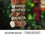 Seashell Mobile Hanging