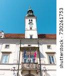 maribor  slovenia   august 24 ...   Shutterstock . vector #730261753