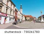 maribor  slovenia   august 24 ...   Shutterstock . vector #730261783