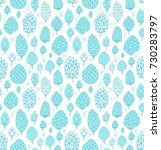 seamless vector pattern with... | Shutterstock .eps vector #730283797