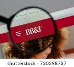 milan  italy   august 10  2017  ... | Shutterstock . vector #730298737