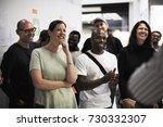 start up business team... | Shutterstock . vector #730332307