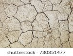 cracked ground caused by... | Shutterstock . vector #730351477