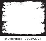 vector frame for image.grunge... | Shutterstock .eps vector #730392727