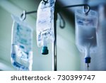 infusion of a hospital | Shutterstock . vector #730399747