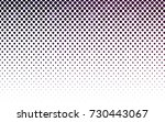 dark purple vector modern... | Shutterstock .eps vector #730443067