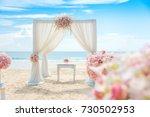 Romantic Wedding Ceremony On...