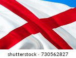 alabama flag. state of alabama. ... | Shutterstock . vector #730562827
