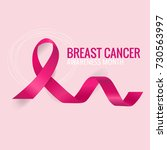 breast cancer awareness month... | Shutterstock .eps vector #730563997