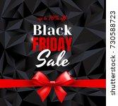 black friday poster gradient... | Shutterstock .eps vector #730588723