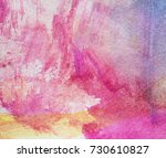 background painted with paint... | Shutterstock . vector #730610827