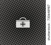 illustration of medicine chest.