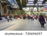 paris  france  27 mar 2017 ...   Shutterstock . vector #730696057