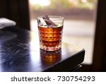 a photo of an old fashioned... | Shutterstock . vector #730754293