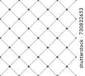vector seamless pattern  modern ... | Shutterstock .eps vector #730832653