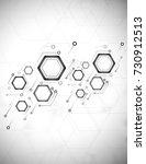 computer technology ... | Shutterstock .eps vector #730912513