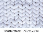 background textile white... | Shutterstock . vector #730917343