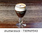 coffee cocktail a place for a... | Shutterstock . vector #730969543