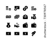 various icons representing... | Shutterstock .eps vector #730978567