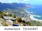 camps bay  | Shutterstock . vector #731101837