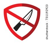 icon symbol protection and...   Shutterstock .eps vector #731192923