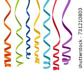 Colorful Ribbons For Decoratio...