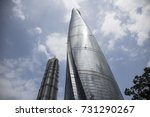 shanghai  china   september 8 ... | Shutterstock . vector #731290267
