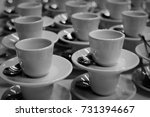 just a cup of coffee  please | Shutterstock . vector #731394667