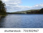 lake at rocky gap | Shutterstock . vector #731502967